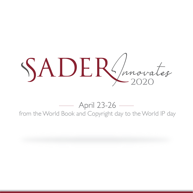 The launch of innovation days- Attorney Rany Sader's speech