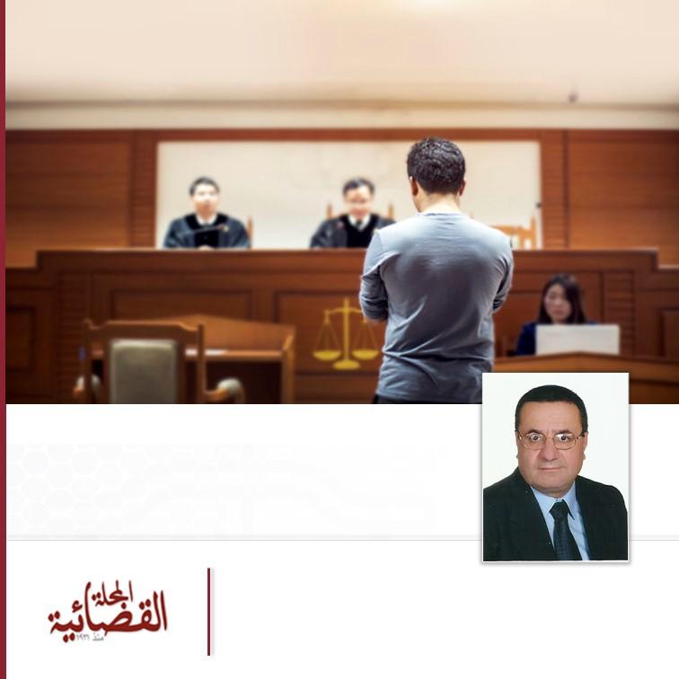 الغاء الجلسات او التخفيف منها يسهل عودة المحاكم الى عملها الطبيعي